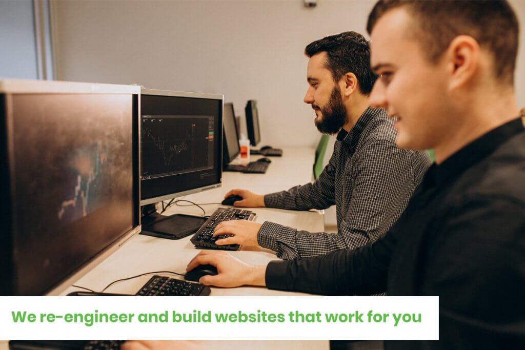 Web Design Sri Lanka re-engineer and build websites that work for you