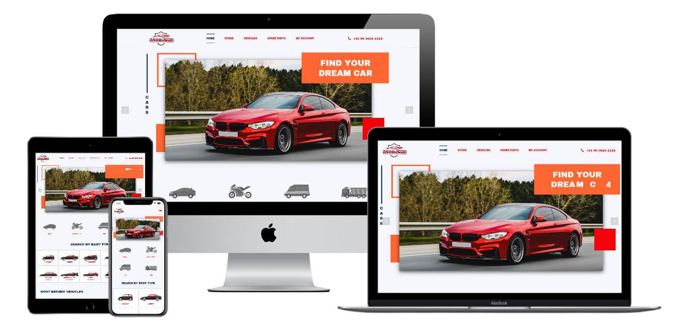 Rukmal Nippon   Portfolio Websites   CMECK Web Design Portfolio
